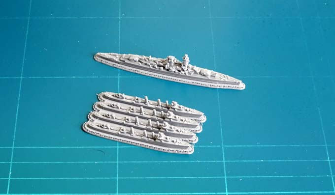 Go to the page list of the other Nations Warships Models